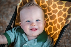 Remember the Gerber Baby? Isn't he just perfect?!
