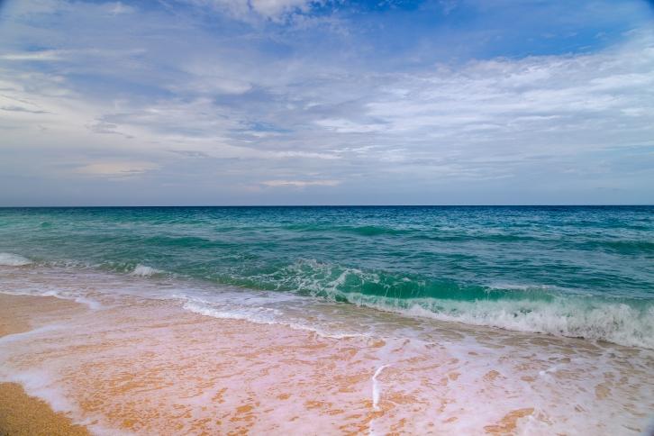 The Sea calling me.