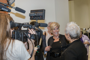 Suze Orman and the Media